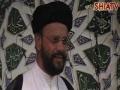 Ambassador of Light - Seminar on the Death Anniversary of Imam Khomeini Pt 3 of 3 - Zaki Baqri - Urdu