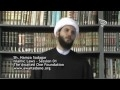 Islamic Laws Session 01 - Sh. Hamza Sodagar [English]