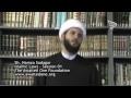 Islamic Laws Session 01 - Sh. Hamza Sodagar [English]