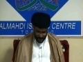 Moulana Syed Adeel Raza, Quran Shanasi- Duniya mein Fasad kay Asbaab-Ramdhan 7- Urdu