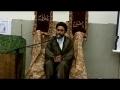 Imam Ali letter to Malik Al-Ashtar - Moulana Nabi Raza Abidi - Day 16 Saba Center - URDU
