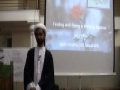 Marriage Seminar Sheikh Salim YousufAli - Saba Center San Jose CA - PArt 1 - Ramadhan 17, 2010 - English