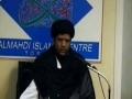 Maulana Syed Murad Raza Rizvi, Majlis Shab e Shahadat Imam Ali (A.S) Ramdhan 20 Urdu