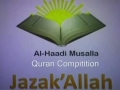 [1] The Noble Quran Challenge for kids- Al-Haadi Musalla - English Arabic