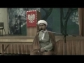Molana Sheikh Idress ul hassan - Be Thankfull to Allah by Your Actions - Majlis - Farsi Persian Part1