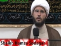 Ramadan Lectures 2010 - Divorce in Islam [Lecture 4] - Sh. Hamza Sodagar - English