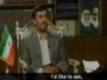 Documentary on Ahmedinejad - Farsi sub English