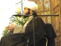 Spirituality - Lecture 5 by Sheikh Hamza Sodagar - English