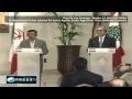 Ahmadinejad Praises Lebanese Stance Against Zionist Agression - 13Oct2010 - Persian Sub English