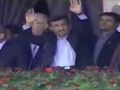 CNN reports from south Lebanon where President Ahmadinejad spoke Oct 14 2010 - English