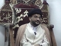 6 Advices for Imam Ali as from Prophet Muhammad saw - Maulana Adeel Raza Oct 29 2010 - Urdu