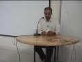 Significance of a belief system - Lecture 2 - Engineer Haider Raza - Urdu