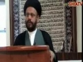 3rd Annual Workshop for Zakiraat - Moulana Zaki Baqri - Tashkhis-e-Amraz-e-Jamay (Society) - November 2010 1432 - Urdu