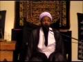 Sheikh Jafar Muhibullah - Martyrdom of Imam Ali (A.S) - 21st Ramadhan - English