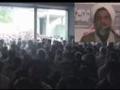 H.I. Raja Nasir - MWM Pakistan Addressing Flood Affected Momineen of Jampur in Province Panjab - Urdu