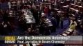 Noam Chomsky on Democratic presidential race and Iran - English