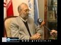 Exclusive Interview with Mohammad Javad Larijani - 22 Nov 2010 - English