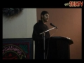 Bilal Speaks on Imam Hussain (a.s) - English