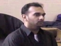 Salam by Br. Kamran Rizvi on Ashura Day Toronto - Urdu