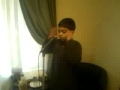 Young boy Jassir Jafri reciting Azaan - Arabic