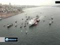 Mavi Marmara returns to Istanbul - 26Dec2010 - English