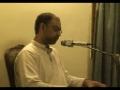 Mauzuee Tafseer e Quran - Insaan Shanasi - Part 25a - 17-Oct-10 - Urdu