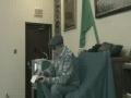 Munqabat Kazmi Saheb - Thursday 6ht Dec 07 Hussaini Calgary – Urdu