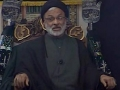 Maulana Muhammad Askari On Ethics and Surae Furqan - 08Jan2011 at ICM Dallas - URDU