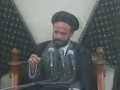 Majlis 3 - 1 Muharram - Life style of Ahlulbait AS (Zindagani-e-Ahlulbait ) - Moulana Zaki Baqri - Urdu