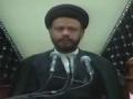Majlis 7 - 5 Muharram - Life style of Ahlulbait AS (Zindagani-e-Ahlulbait ) - Moulana Zaki Baqri - Urdu