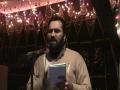 Noha - Lasha-e-Pamaal Shuda - Baba Baba Hussain - Jan 17 2011 - Windsor Canada - Urdu