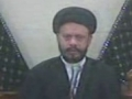 Majlis 13 - 11 Muharram - Life style of Ahlulbait AS (Zindagani-e-Ahlulbait ) - Moulana Zaki Baqri - Urdu