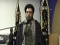 [P-1] Day 3 - Noor - Kitaab - Amali Zimmadaarian - Moulana Zafar Hussaini - Windsor Jan 18 2011 - Urdu