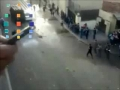 [SPECIAL] Slow Motion Road Kill - a van runs over protestors in cairo protest - All Languages