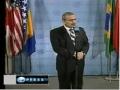 US vetoes UN settlement resolution -English