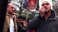 [P-2] Protest outside Bahraini Embassy in LONDON - 19th Feb 2011 - English