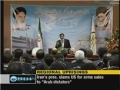 President Ahmadinejad says Dictators are killing the people with US weapons - 28Feb11 - English