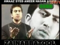AYE!! SANIY -E- ZEHRA (a s) AMEER HASAN AMIR (munajaat)