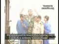 Qadir Submarine - Praying Underwater - Persian Sub English