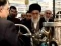 بازدید رهبر انقلاب از نمایشگاه فناوری های راهبردی - 23/12/1389 - Farsi