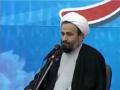 سخنراني دعاي ندبه - Agha Ali Raza Panahiyan Speech - Farsi