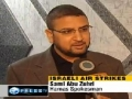 Fresh israeli airstrikes on Gazans - 8Apr11 - English