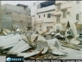 Saudi and Bahraini forces raze 5 mosques - 10Apr2011 - English
