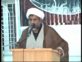 Dr. Muhammad Ali Naqvi Martyrdom Anniversary - Speech - H.I. Raja Nasir - Urdu