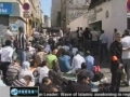 Muslims praying in streets in France - 23Apr2011 - English
