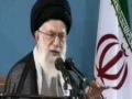 رهبر انقلاب از جنجال میگوید Ayatullah Khamenei Speech Excerpt - Farsi