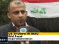 Iraqis angered by US military presence, operations - 25Apr2011 - English