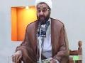 Farsi امام رضا ع ولايت پذيرئ - اقاءئ دهشت - حرم متهر رضوئ