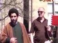 Sheikh Ali Jazaeri Addressring to Bahrain Solidarity Rally in Toronto 30APR2011- Arabic