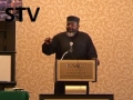 40th Annual MSA - Speech By Imam Alim Musa - PSG Convention 23-26 Dec 2010 - English